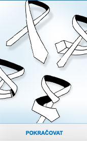 Návod na vázání kravat