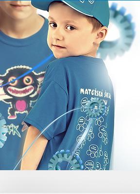 Obrázek Trička STANDARD pro předškoláky