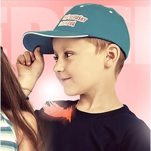 Obrázek Čepice pro předškoláky BASIC